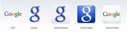 Logos de google antiguos