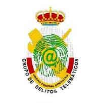 Escudo del Grupo de Delitos Telemáticos de la Guardia Civil