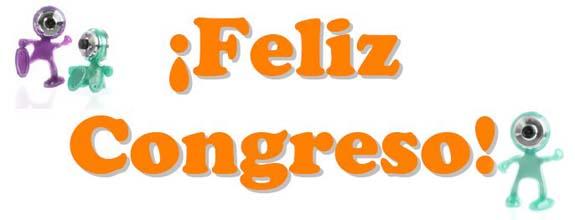 Feliz Congreso de Webmasters