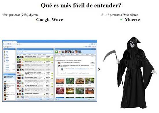 Google wave o la muerte