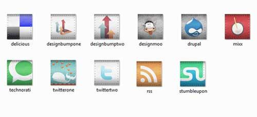 Iconos gratis de Redes Sociales como nremaches