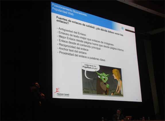 Javier Gosende - Webmaters Madrid