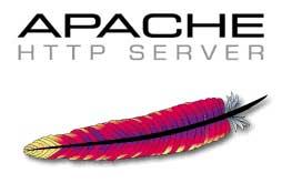 Apache server - logo