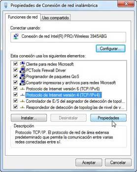 Windows 7, TCP/IP