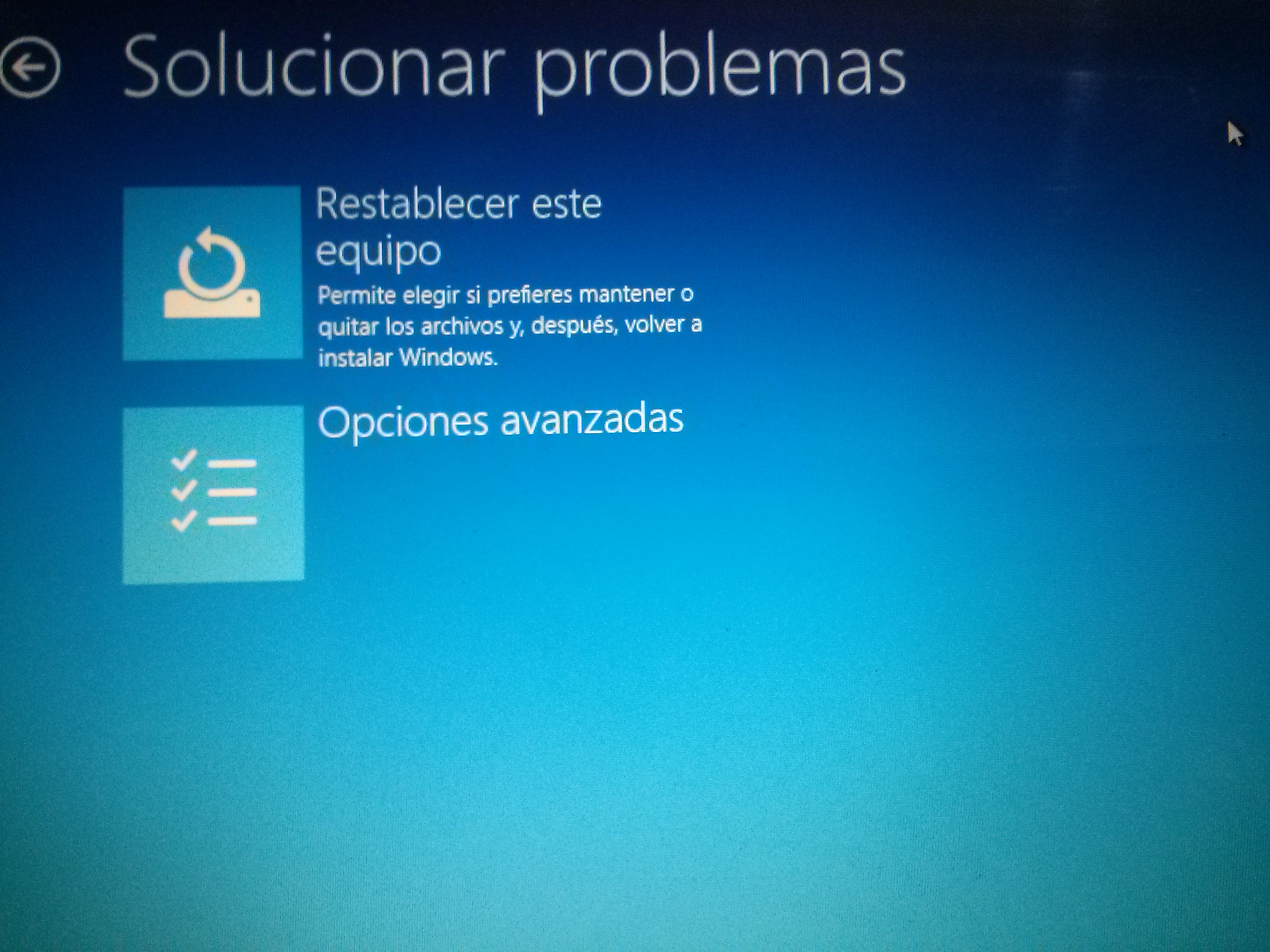 C mo arrancar windows 10 en modo seguro estamos apa ados for Tecnica modo 10
