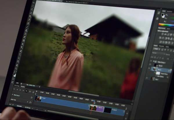 Adobe Creative Cloud - Photoshop video