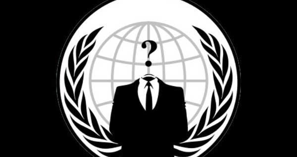 Anonymous - logo