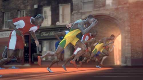 BBC, animación para los Juegos Olímpicos