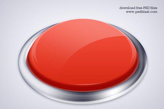 botón presionar en alta resolución