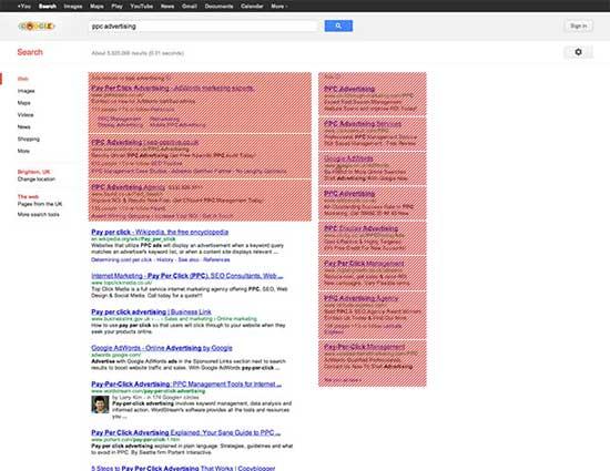 búsqueda por 'advertising ppc'