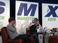 Matt Cutts y Danny Sullivan