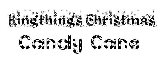 fuentes web gratis de Navidad