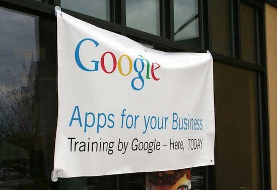 seminario de Google apps