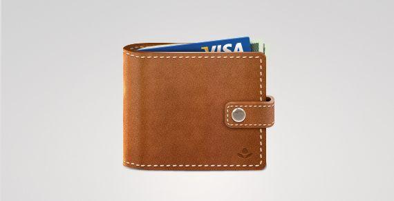 icono billetera