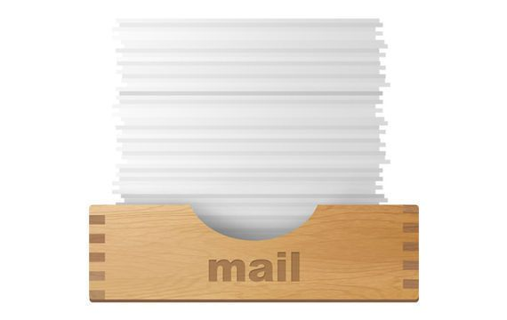 icono badeja mail