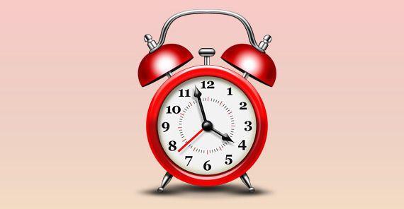 icono reloj antiguo