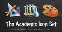 iconos académicos