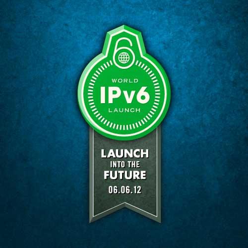 lanzamiento del protocolo de internet IPv6
