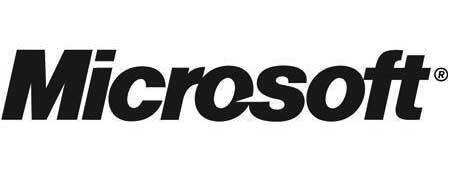 logotipo antiguo de Microsoft