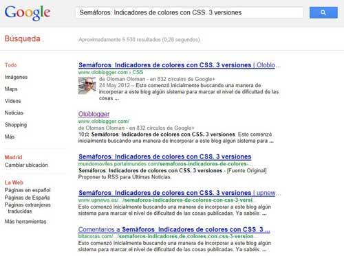 perfil de google + en las búsquedas con rel author