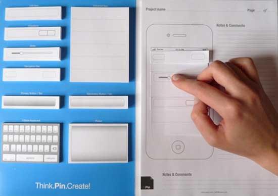test de usabilidad con prototipo de papel