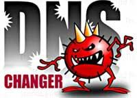 virus DNS Changer