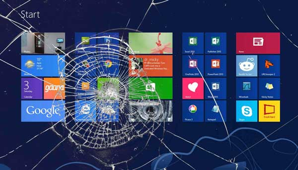 ¿Es Windows 8 disfuncional?