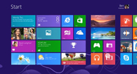 windows 8, escritorio