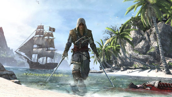 Videojuego Assassins Creed de Ubisoft