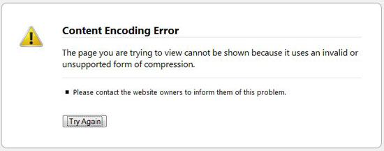 Joomla Content Encoding Error