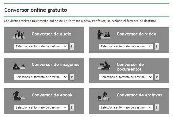 conversor de archivos online