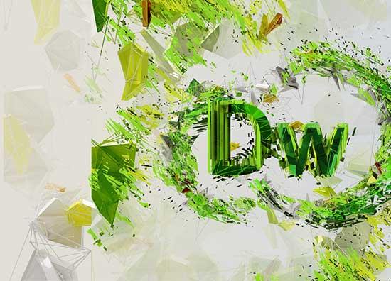 Adobe Dreamweaver CC, logo