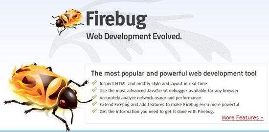 Firebug - logo