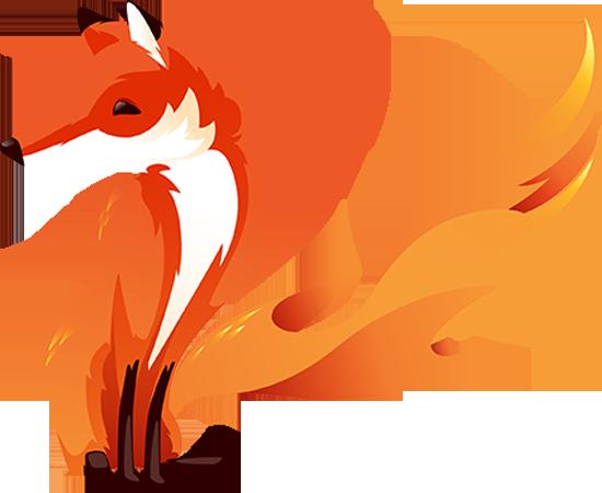 Animación del logo de Firefox OS