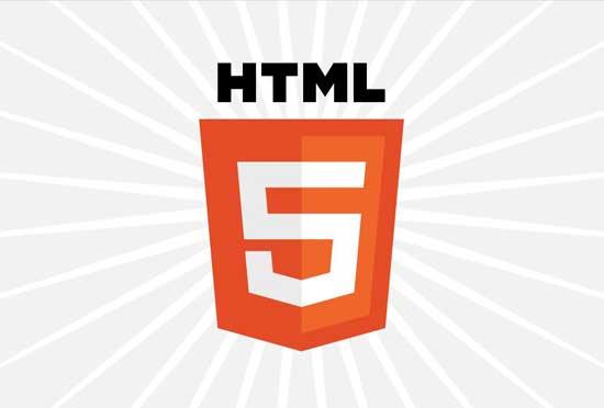HTML 5, logo