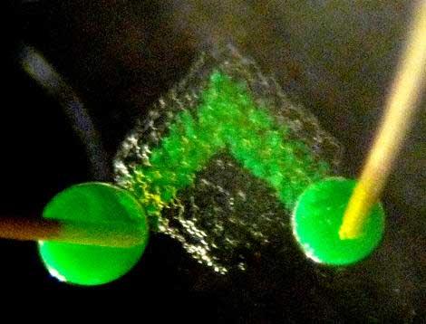 impresión de tejido sintético 3D