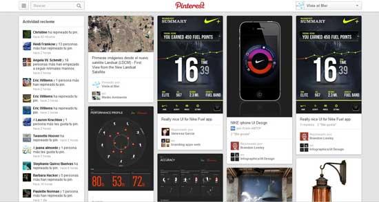 Pinterest nueva imagen