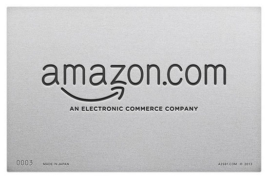 Amazon, logo retro