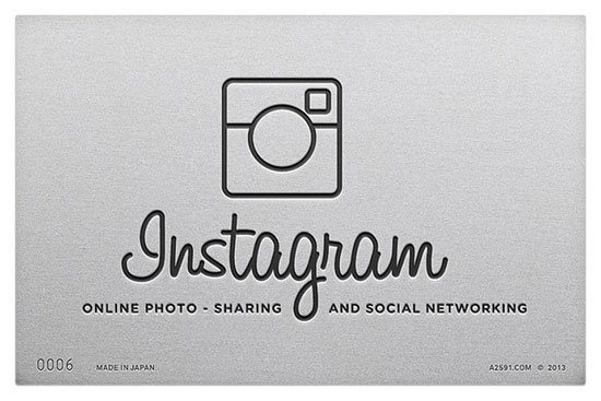 Instagram - logo retro