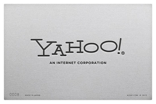 Yahoo , logo Made in Japan