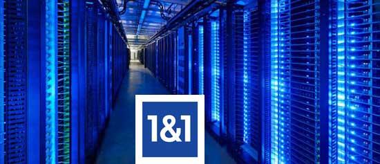 servidores MySQL 1&1
