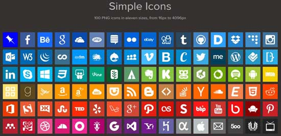 Simple-icons