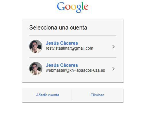 acceso a la consola de administración de Google Apps
