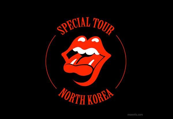 Corea del Norte - Rolling Stones