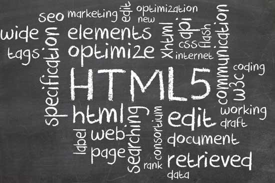 elementos HTML 5