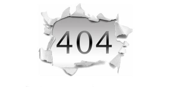 página personalizada de error 404 para Joomla 3.x