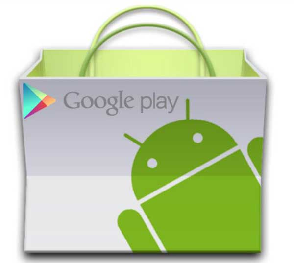 Google Play Store, bolsa Android