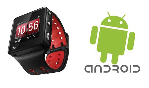 Google SmartWatch con Android