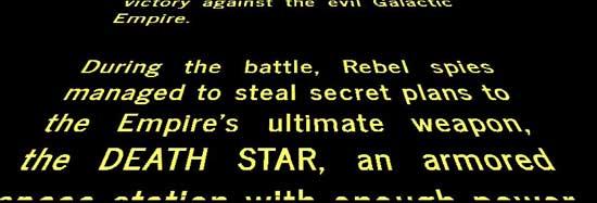 La Guerra de las Galaxias en CSS