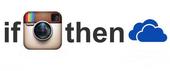 Cómo respaldar automáticamente fotos de Instagram a SkyDrive